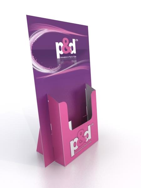 Leaflet Dispenser